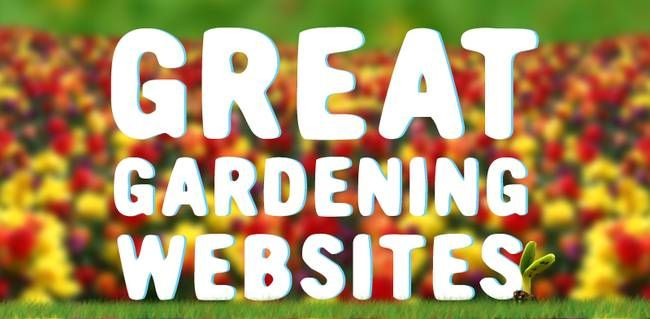 Informative And Beautiful Gardening Sites Are Hard To Find. For Garden  Inspiration And Information, Start With This Curated List Of The Best Online .