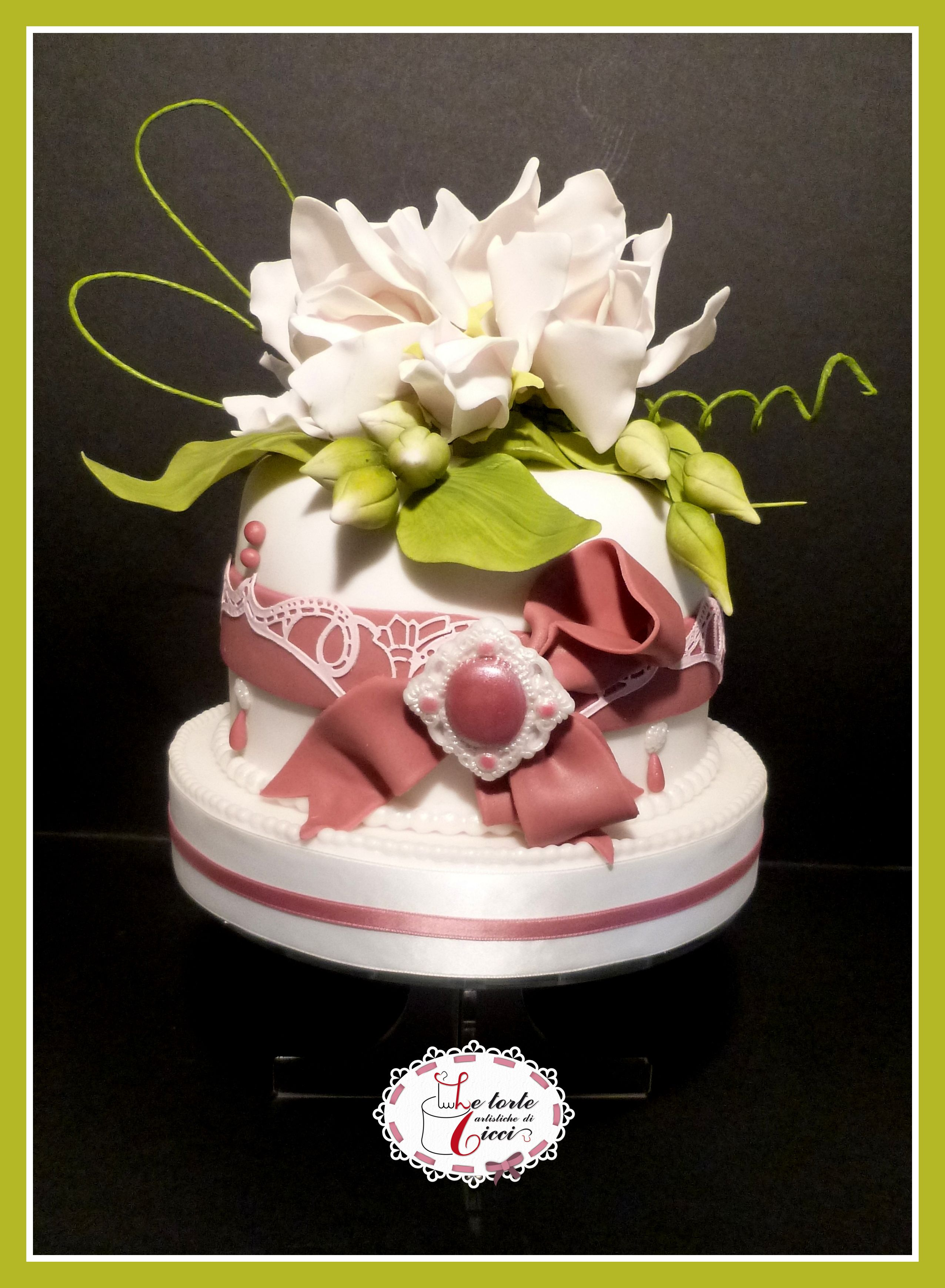 Flowers Cakes For Woman Birthday Flowers Cakes Pinterest Cake