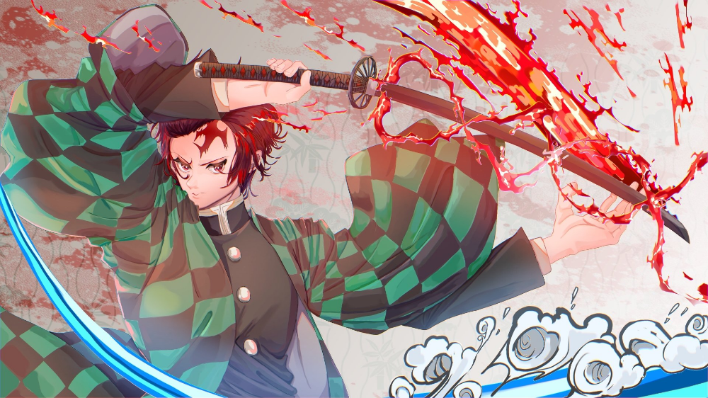 3840x2160 Demon Slayer Kimetsu No Yaiba Wallpaper Background Image View Download Comment And Rate Wallpap Wallpaper Pc Anime Anime Wallpaper Anime Demon