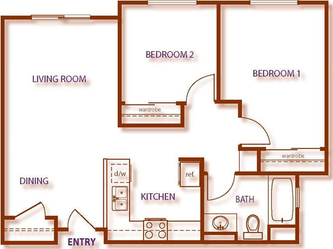 Simple Small House Floor Plans Floor Plans Stockton Design