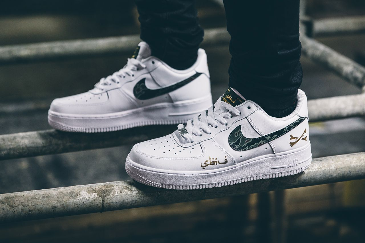 SBTG for HYPEBEAST Nike Air Force 1
