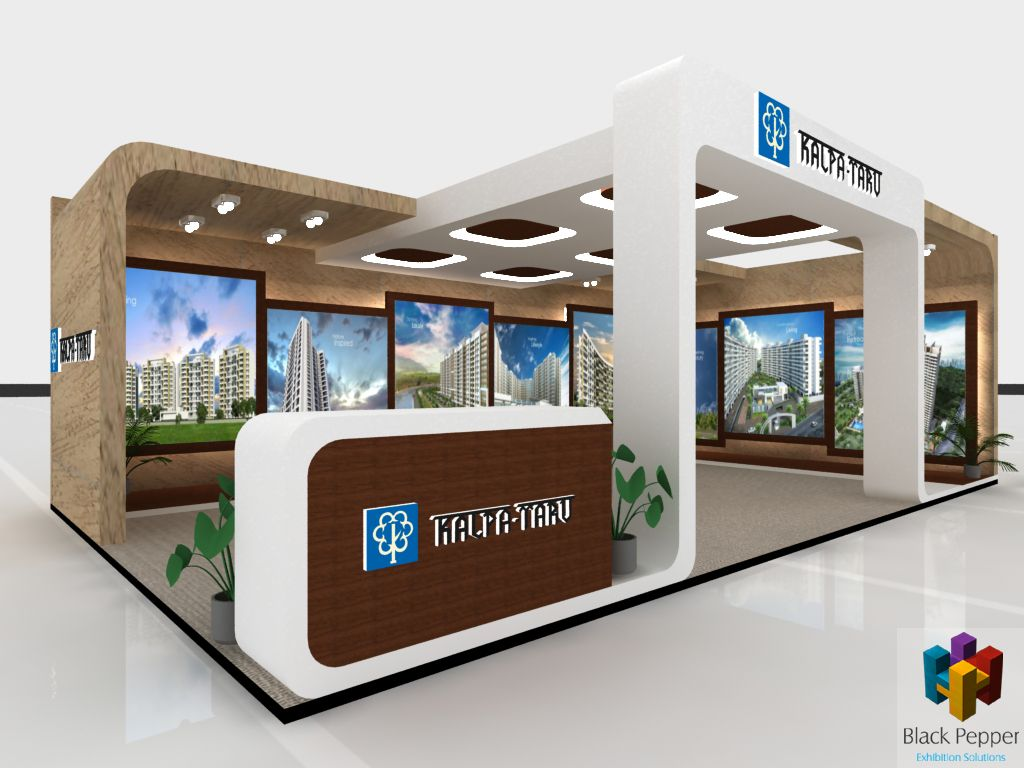 Exhibition Display Stand : Of my best exhibition stand design