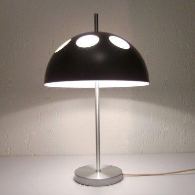 D2059 Desk Lamp By Unknown Designer For Raak Amsterdam 28388 Lamp Desk Lamp Design