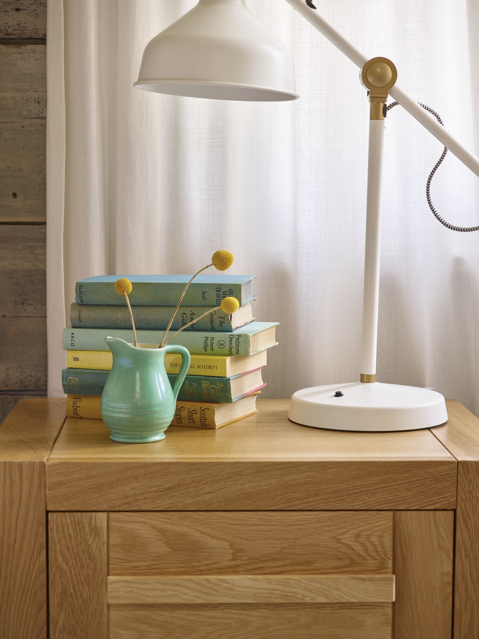 Fresco Bedside Table Simple Solid Furniture That S Designed To