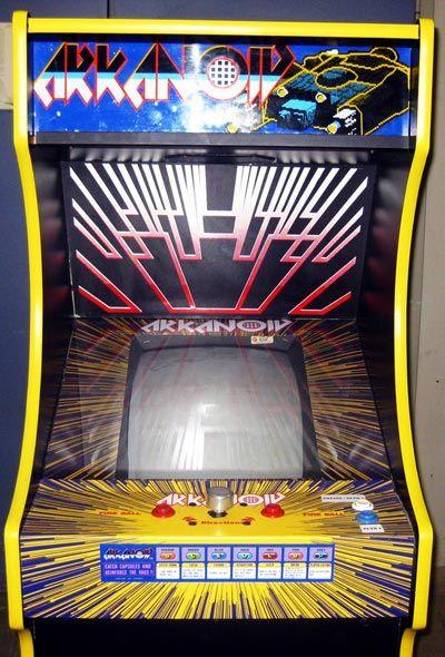 Arkanoid Arcade Machine | xain09s world in pictures | Pinterest ...