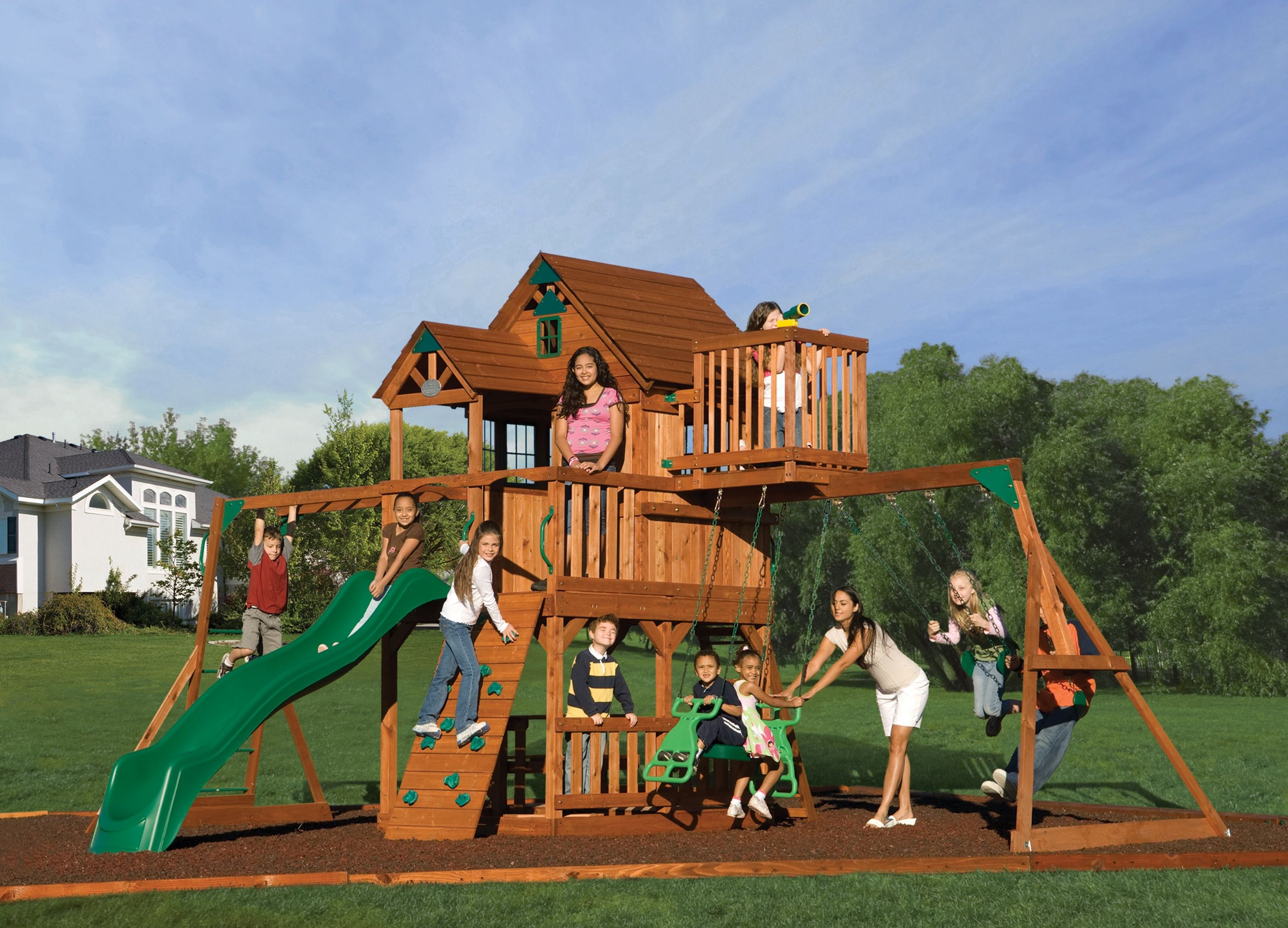 First Kids White House Playset Sets