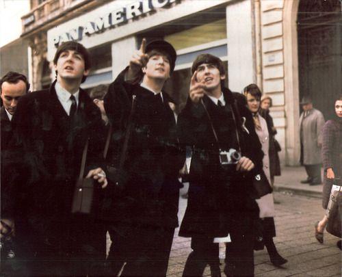 Paris, 1964