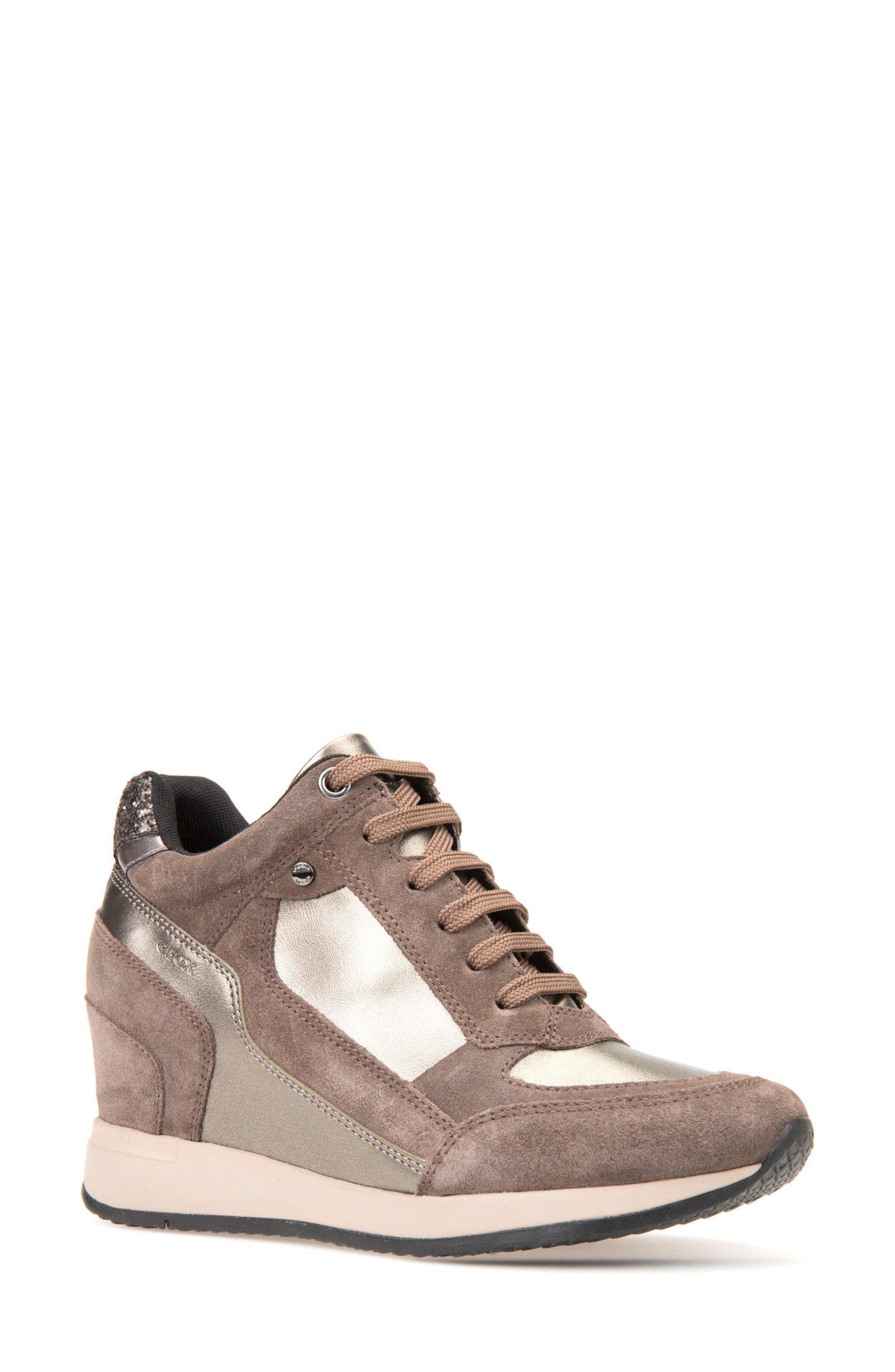 08a5d5ab8d3 Buy GEOX Nydame Wedge Sneaker online. New GEOX Shoes. [$169.95] SKU  UUUT94342SEVP23138