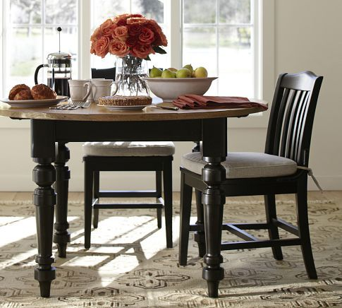 36+ Pottery barn round dining table and chairs Best Choice
