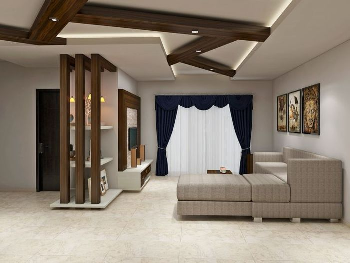 vous cherchez des id es pour comment faire un faux plafond faux plafond suspendu salon de. Black Bedroom Furniture Sets. Home Design Ideas