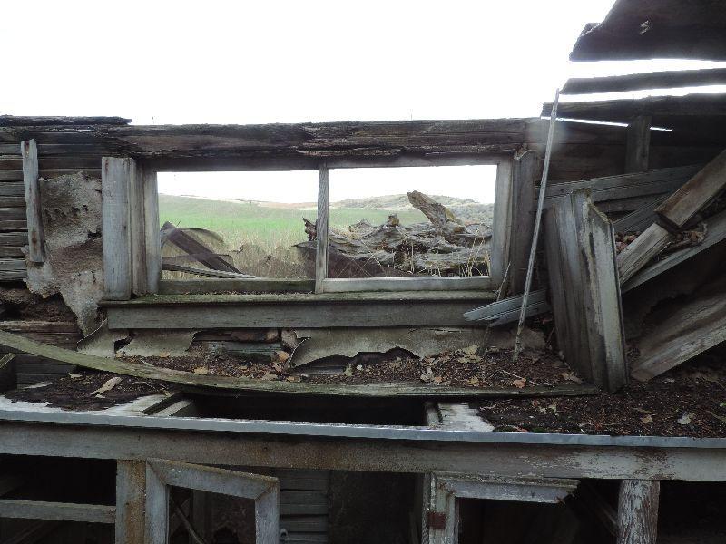 Farmhouse; Mansfield, WA - Thread - Urban Exploration Resource