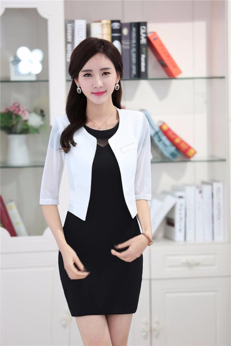 Top 10 Style Suggestions For Business Women Business Dress Women Womens Dress Suits Uniform Fashion [ 1200 x 800 Pixel ]