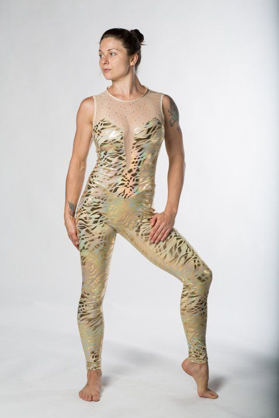 236f704497 Performance Unitard for aerial trapeze