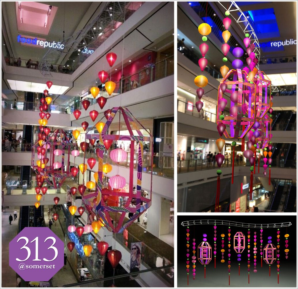 Christmas, Chinese New Year and Mid Autumn Festival Mall ...