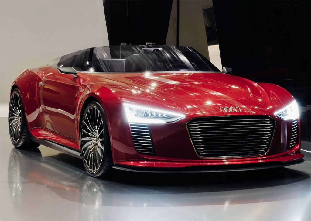 Audi R8 Etron Spyder In 2020 Audi R8 Audi Sports Cars Luxury
