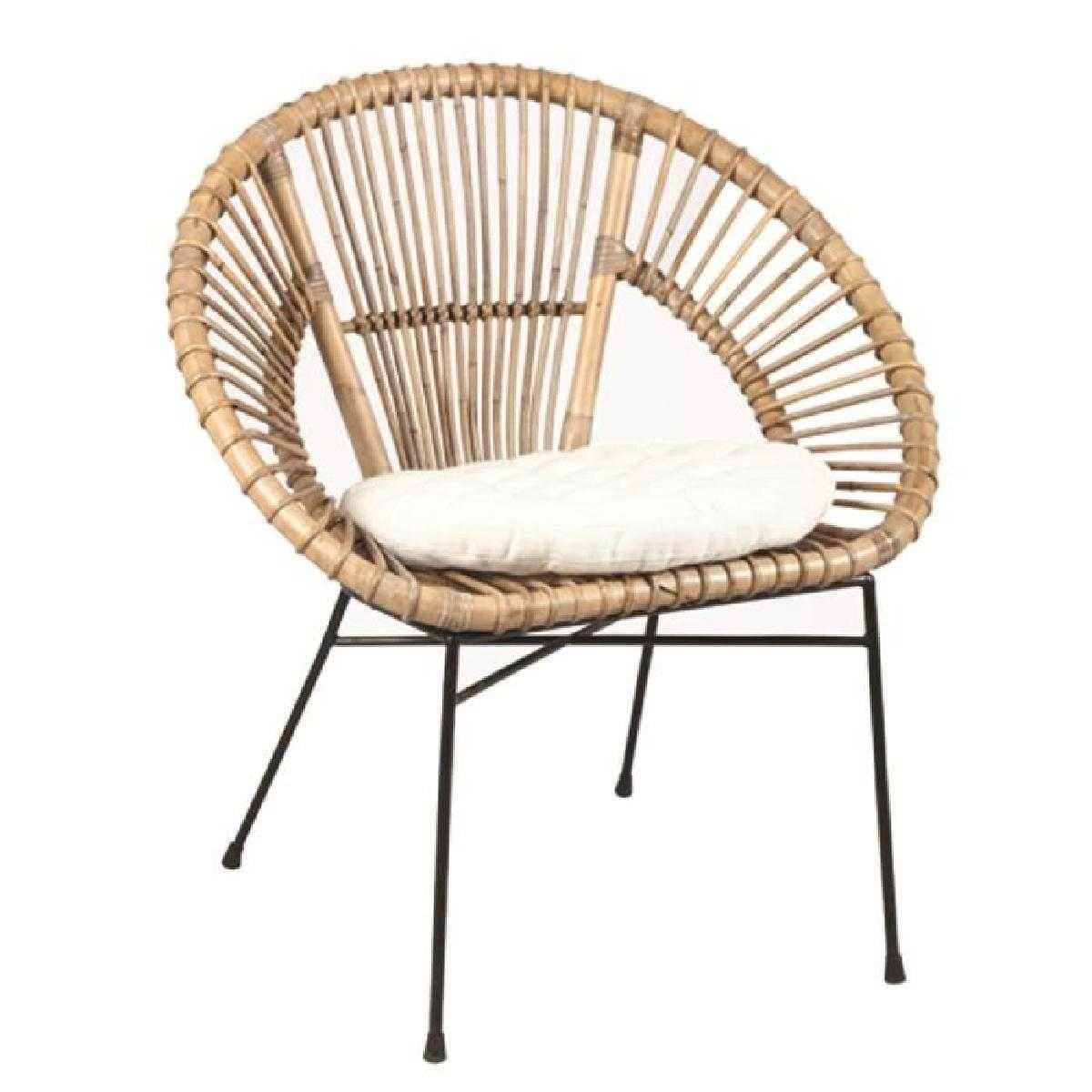 beau chaise en osier pas cher (avec images)   Fauteuil ...