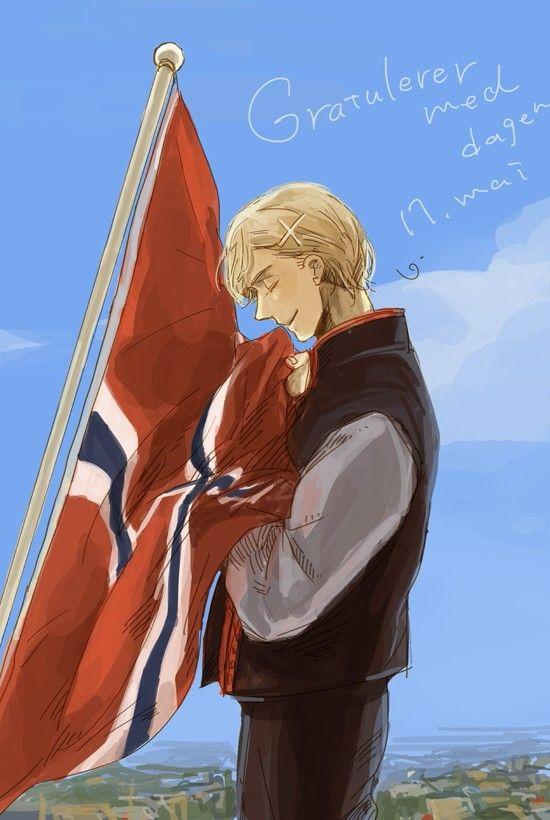 Hetalia - Norway