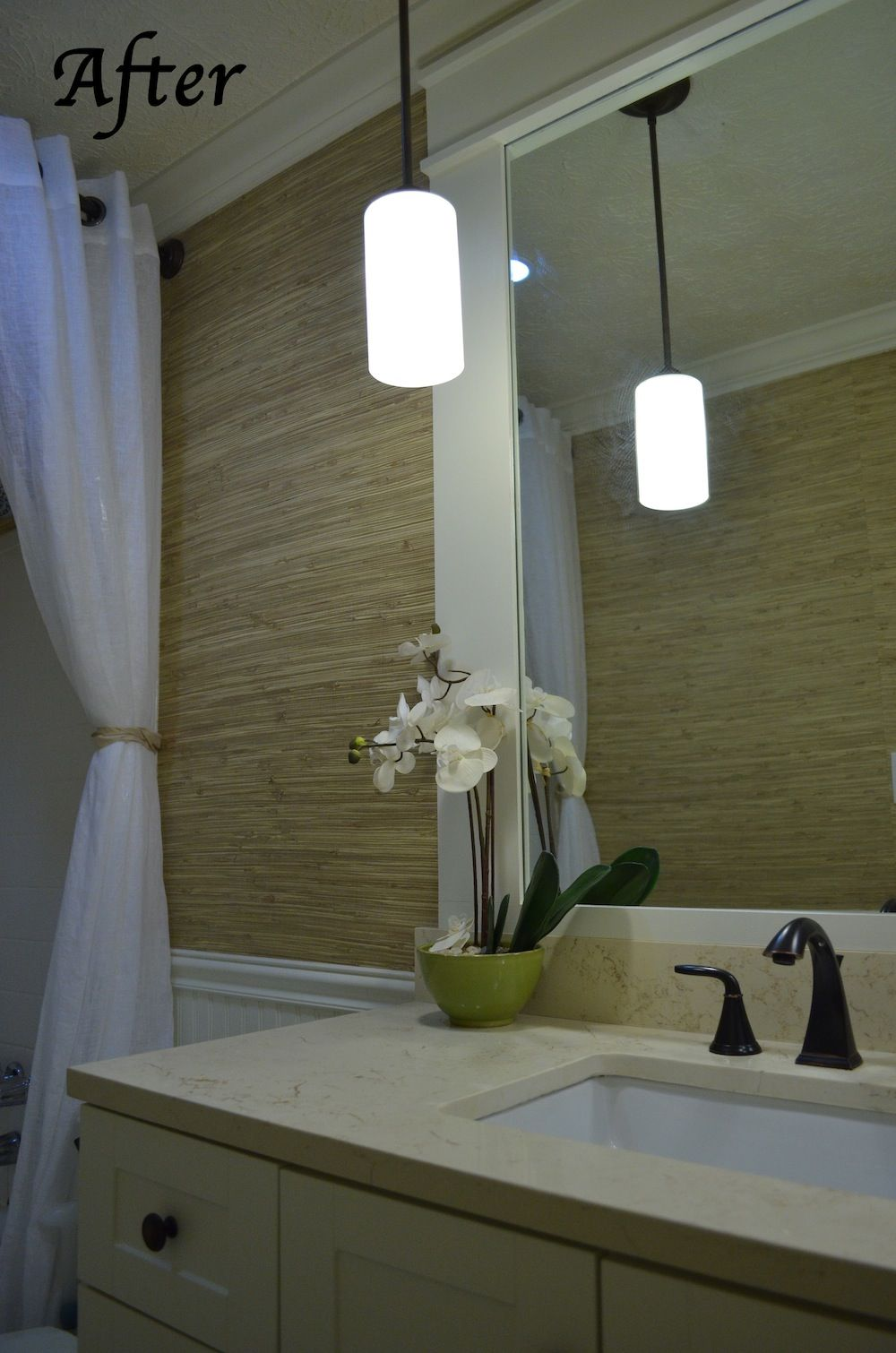 Paint Color For Small Bathroom With No Natural Light