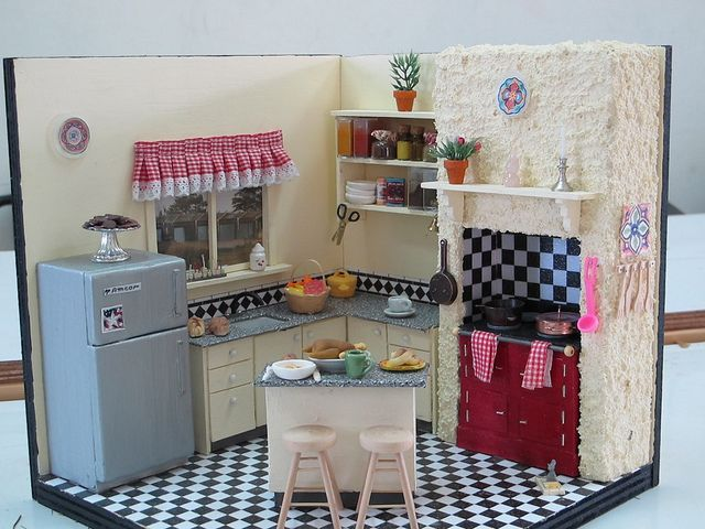 Shalomu0027 Kitchen By Goldieholl, Via Flickr