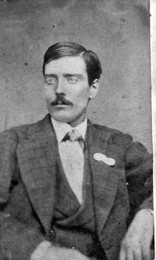 Edward J Masterson Kansas Memory Old West Outlaws Old West Photos Masterson