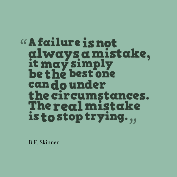 Bf Skinner Quotes: Literally Just Talked To A Teacher About This Today!