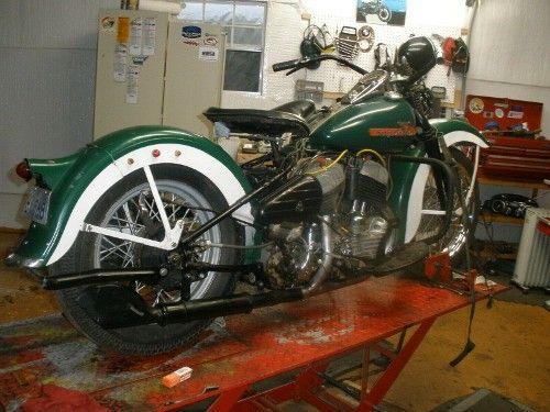 30%-OFF! $12500.0 1937 Harley-Davidson flathead 45 1930 ...