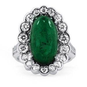 Platinum The Christiane Ring