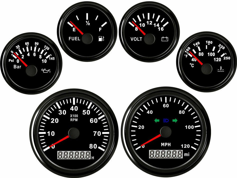 AUTO METER 2305 Autogage Mini Tachometer