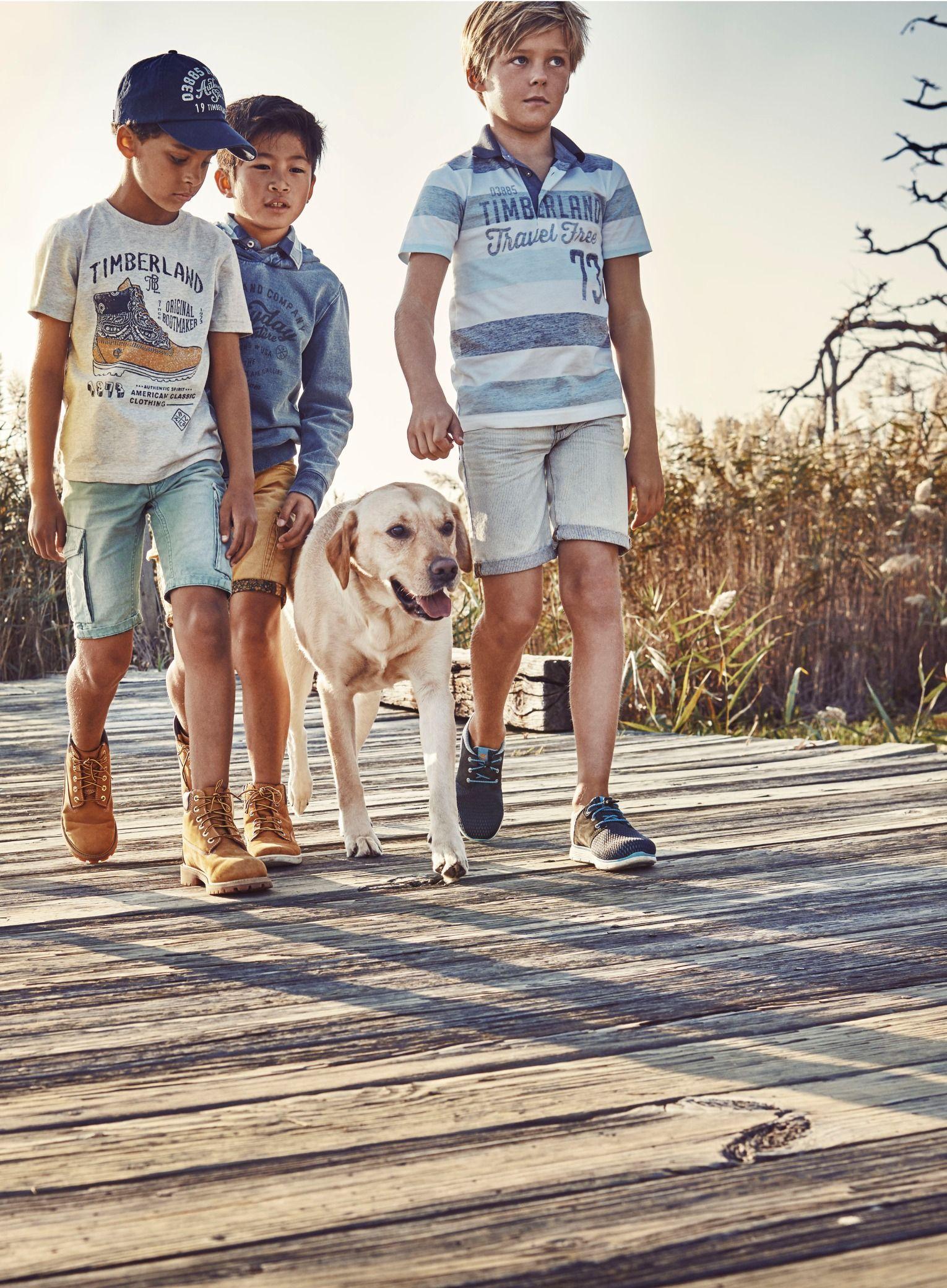 Squad goals. | Timberland kids, Timberland, Boy fashion