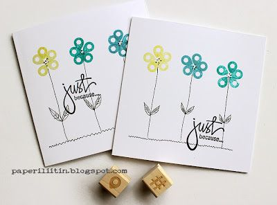 Geotag flower cards by Riikka Kovasin