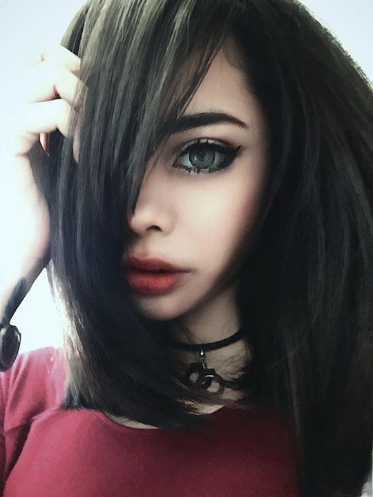 Wylona Hayashi  Gothic Beauty, Goth Girls, Goth Beauty