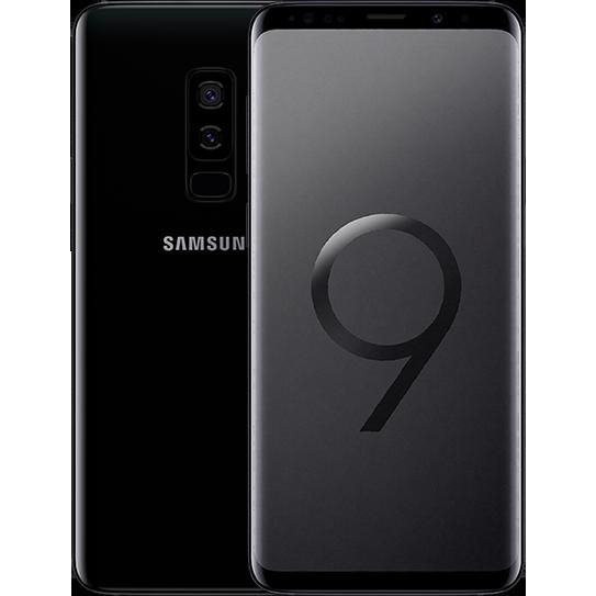 Galaxy S9 64GB (Dual Sim) - Midnight Black Cricket