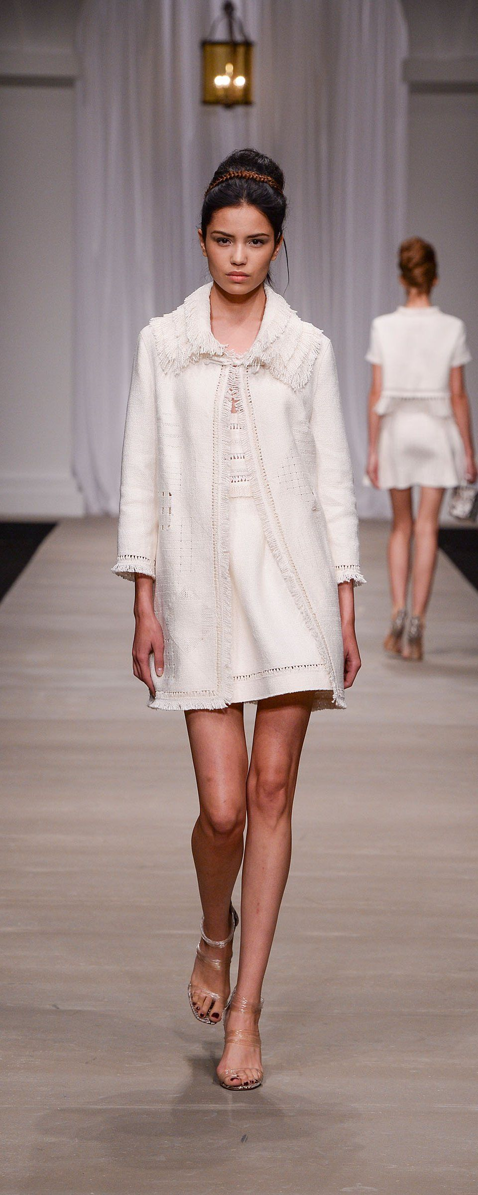 Ermanno Scervino Spring-summer 2015 - Ready-to-Wear - http://www.orientpalms.com/ermanno-scervino-4969