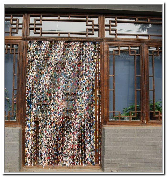 window ikea door beaded octagonal shop retro acrylic curtains crystal beads discount online curtain party