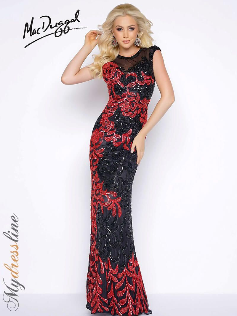 Cool awesome mac duggal a long evening dress lowest price