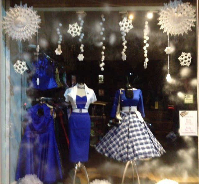"""Vivien of Holloway on Twitter: """"We have our lovely boutique in Holloway Road ready for the winter  https://t.co/i1DFsM1Ak3"""""""