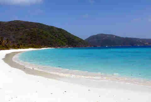 White sand, turquoise water, jealous Facebook friends -- what more could you ask for?