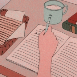 Vintage Pink Anime Aesthetic