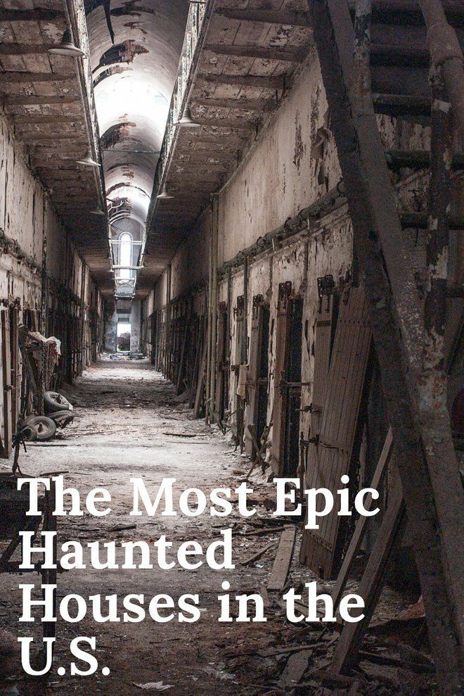 Scariest Haunted Houses In The U.S