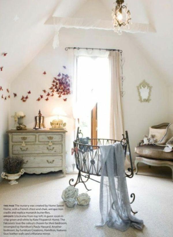 Luxuri se babyzimmer 11 m rchenhafte designs babyzimmer alt stil elegant wanddekoration - Wanddekoration kinderzimmer ...