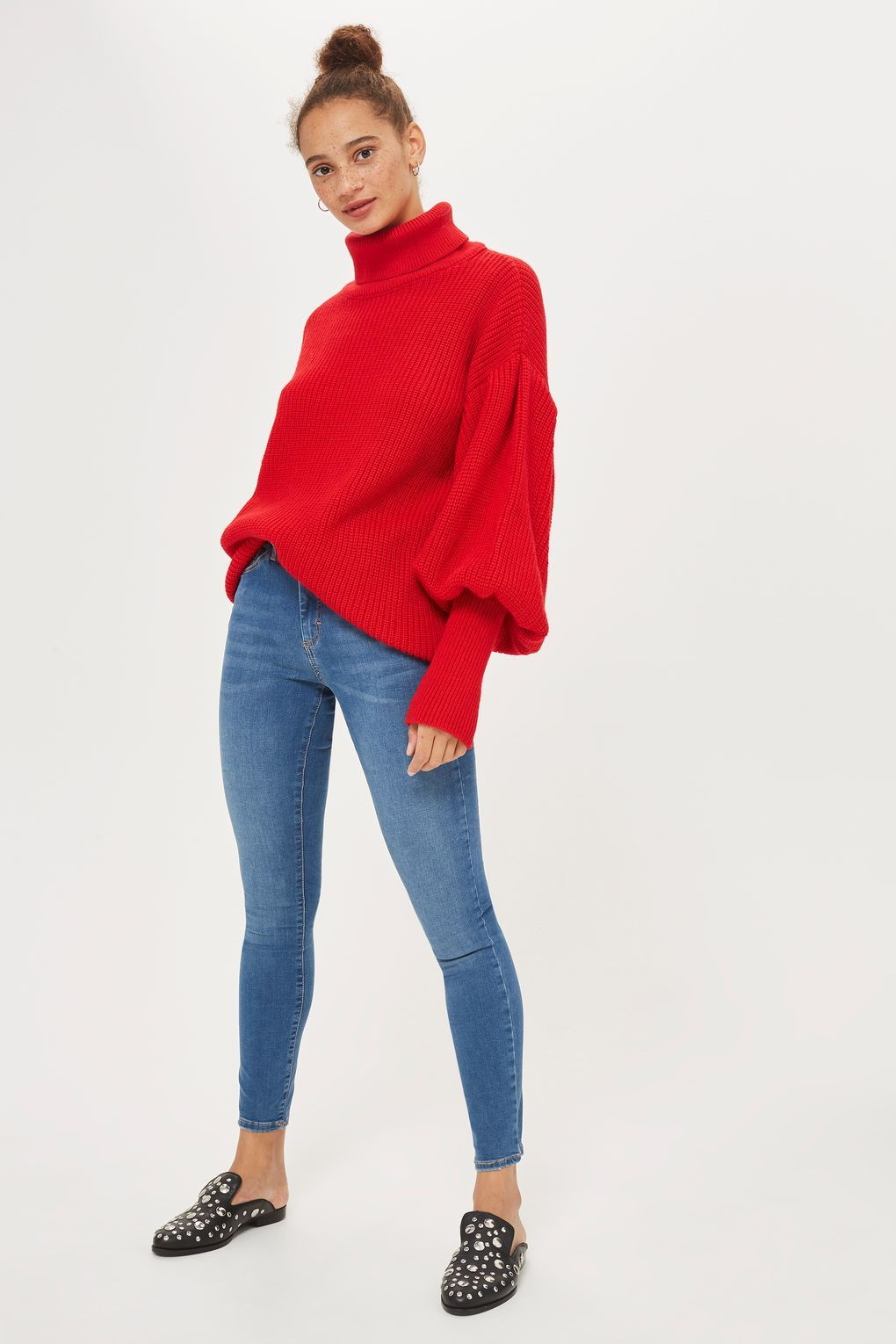 d2b73898 TALL Mid Blue Leigh Jeans | clothes. | Jeans, Tall clothing, Topshop ...