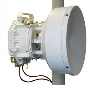 CableFree Microwave Links 4 to 42GHz, High Capacity up to 6Gbps and Long range up to 100km or more,