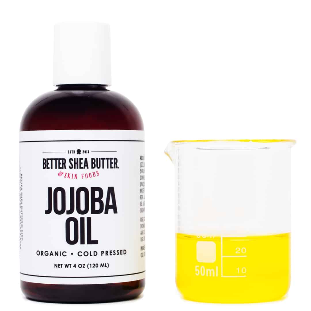 Organic Jojoba Oil in 2020 Jojoba oil, Organic oil, Shea