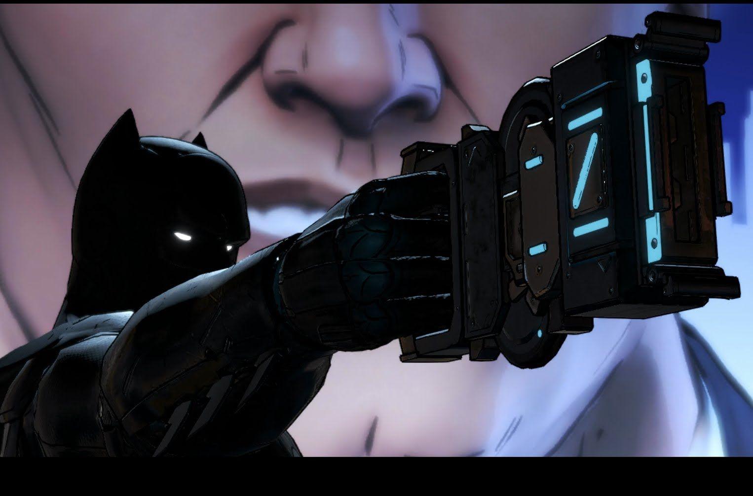 Batman: Realm of Shadows -The Animated Telltale Movie (No