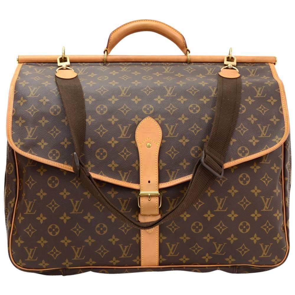 Louis Vuitton 2000s Louis Vuitton Vintage Travel Bag HMHNdX