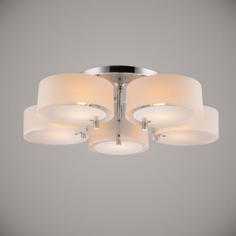 Modern Ceiling Light 5 Lights E26 E27