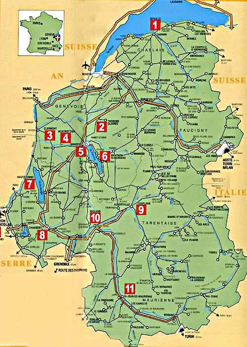 Route Historique Des Ducs De Savoie Au Chateau Www Chateaux