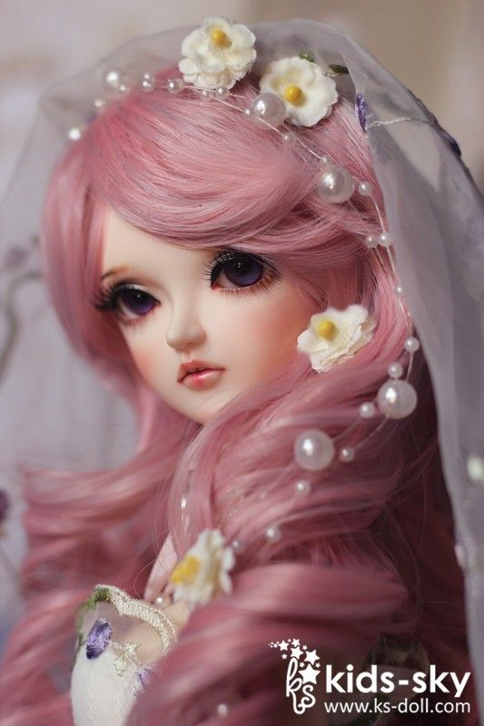 Amethyst 58cm Kids Sky Girl Bjd Dolls Accessories