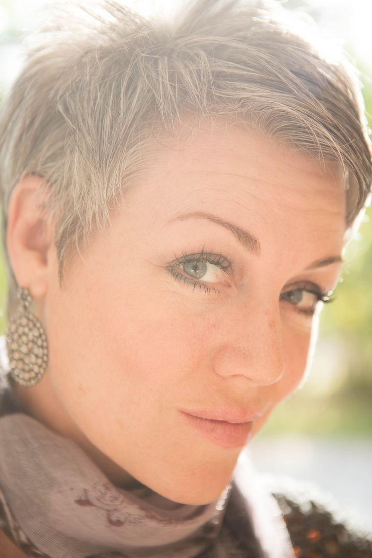 Explore gallery of Short Pixie Hairstyles For Gray Hair (7 ...