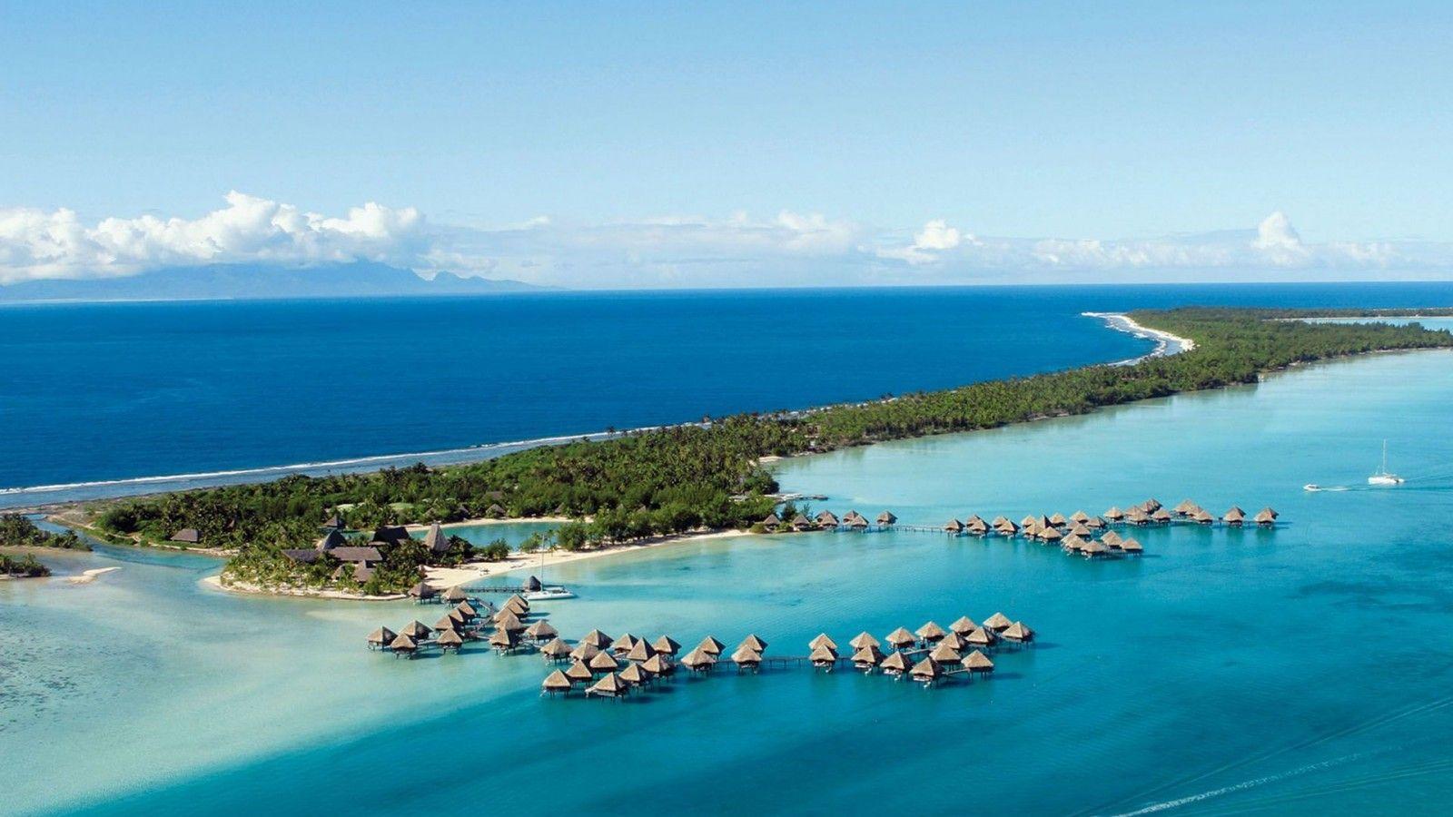 Spiagge della Polinesia